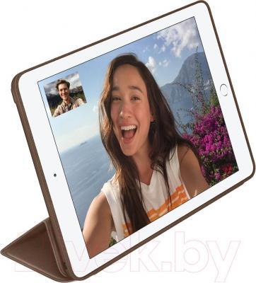 Чехол для планшета Apple iPad mini Smart Case MGMN2ZM/A (коричневый) - пример использования