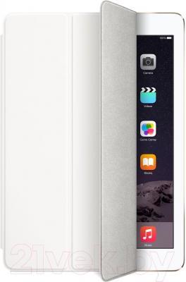 Чехол для планшета Apple iPad Air Smart Cover MGTN2ZM/A (белый) - общий вид