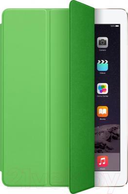 Чехол для планшета Apple iPad Air Smart Cover MGXL2ZM/A (зеленый) - общий вид