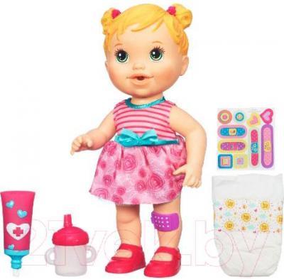 Кукла Hasbro Baby Alive Вылечи малышку (A5390) - общий вид