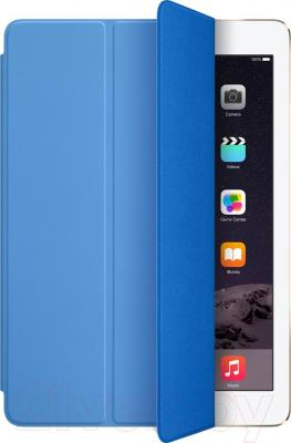 Чехол для планшета Apple iPad Air Smart Cover MGTQ2ZM/A (синий) - общий вид