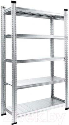 Стеллаж металлический Metalsistem S0.A.120.40/5 - общий вид