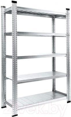 Стеллаж металлический Metalsistem S0.A.150.40/5 - общий вид