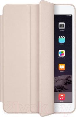 Чехол для планшета Apple iPad Air 2 Smart Case MGTU2ZM/A (светло-розовый) - общий вид