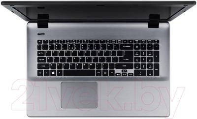 Ноутбук Acer Aspire E5-771G-58Z8 (NX.MNVEU.010) - вид сверху