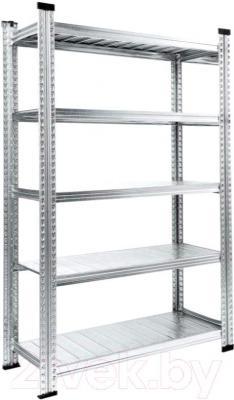 Стеллаж металлический Metalsistem S0.B.150.40/5 - общий вид