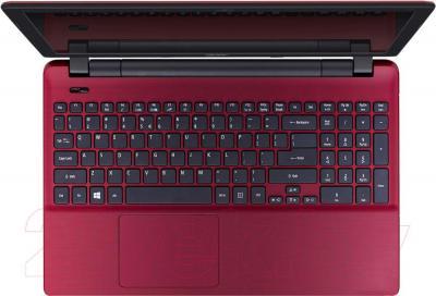 Ноутбук Acer Aspire E5-511-C2HG (NX.MPLEU.012) - вид сверху