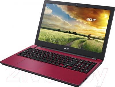 Ноутбук Acer Aspire E5-511-C2HG (NX.MPLEU.012) - вполоборота