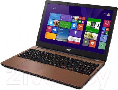 Ноутбук Acer Aspire E5-511-C8ZD (NX.MPNEU.010) - вполоборота