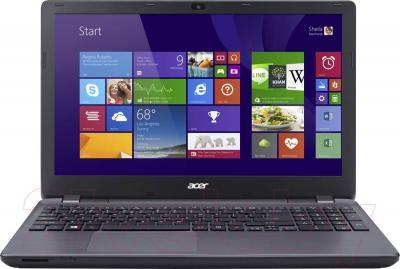 Ноутбук Acer Aspire E5-511-P4G7 (NX.MPKEU.012) - общий вид