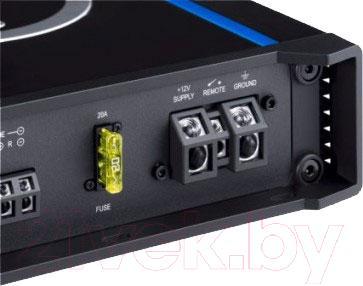 Автомобильный усилитель Blaupunkt GTA 470 DSP - крупным планом
