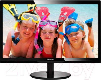 Монитор Philips 246V5LSB/01 - общий вид