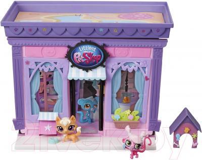 Игровой набор Hasbro Littlest Pet Shop Стильный Зоомагазин (A7322) - общий вид