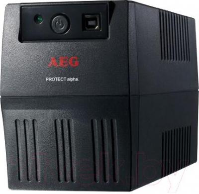 ИБП AEG Protect Alpha 600 - общий вид