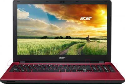 Ноутбук Acer Aspire E5-511-P6G2 (NX.MPLEU.013) - фронтальный вид
