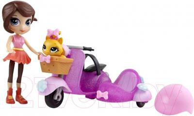 Кукла Hasbro Littlest Pet Shop Блайс на скутере (A8230) - общий вид