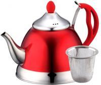Заварочный чайник Peterhof PH-15582 (красный) -