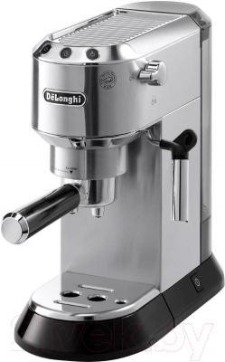 Кофеварка эспрессо DeLonghi Dedica EC 680.M - общий вид