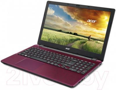 Ноутбук Acer Aspire E5-511-P8PQ (NX.MSFEU.002) - вполоборота