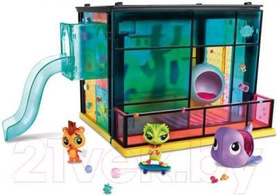 Игровой набор Hasbro Littlest Pet Shop Стильный летний лагерь (A9478) - общий вид