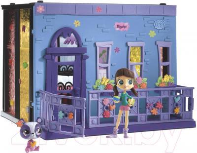Игровой набор Hasbro Littlest Pet Shop Стильная спальня Блайс (A9479) - общий вид