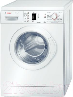 Стиральная машина Bosch WAE24165OE - общий вид