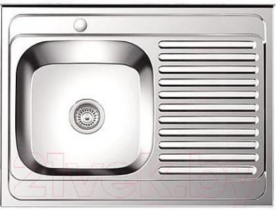 Мойка кухонная Melana MLN-6080 L (0,8)