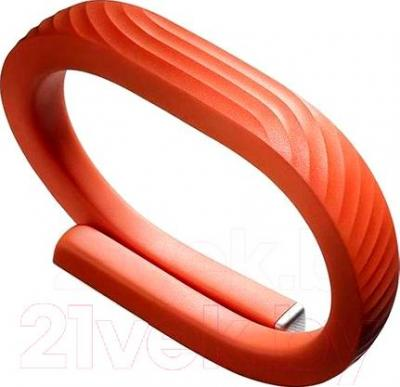 Фитнес-трекер Jawbone Up24 (S, оранжевый) - общий вид