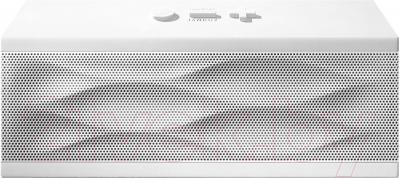 Портативная колонка Jawbone Jambox (JBE58A-EMEA) (White) - общий вид