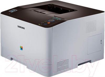 Принтер Samsung SL-C1810W - общий вид