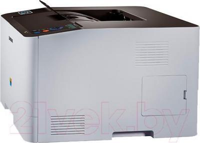 Принтер Samsung SL-C1810W - вид сбоку