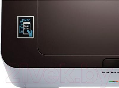 Принтер Samsung SL-C1810W - NFC