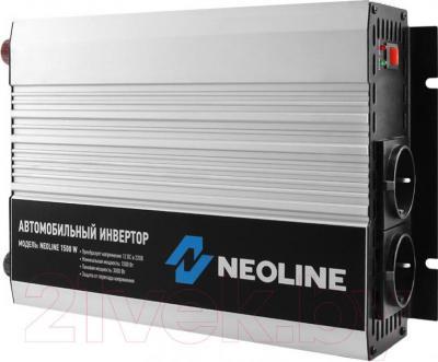 Автомобильный инвертор NeoLine 1500W - общий вид