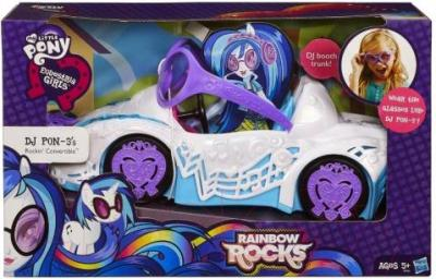 Игровой набор Hasbro My Little Pony Автомобиль (A8066) - в упаковке