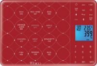 Кухонные весы Scarlett IS-565 (бордовый) -