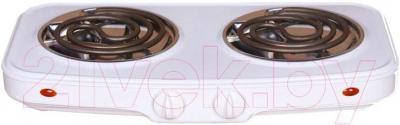 Электрическая настольная плита Cezaris ЭПТ-2МД(08) К - общий вид