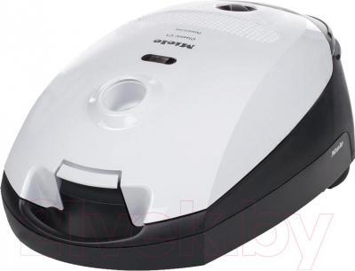Пылесос Miele SBAD0 Classic C1 (белый) - общий вид