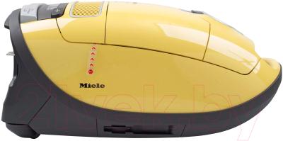 Пылесос Miele SGFA0 Complete C3 HEPA (желтый)