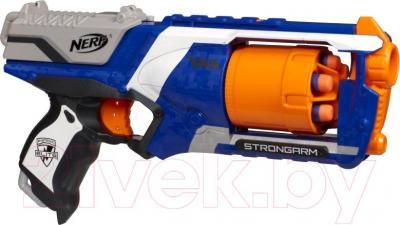 Бластер Hasbro NERF N-Strike Elite Strongarm (36033) - общий вид