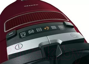 Пылесос Miele SGEA0 Complete C3 Cat&Dog (Blackberry Red)