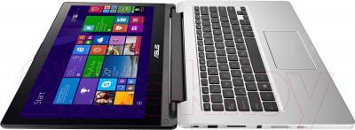 Ноутбук Asus Transformer Book Flip TP300L (TP300LD-C4048D) - в разложенном виде