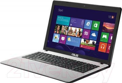 Ноутбук Asus X552LDV-SX638D - вполоборота