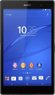 Планшет Sony Xperia Tablet Z3 16GB (SGP611RU/B) - фронтальный вид