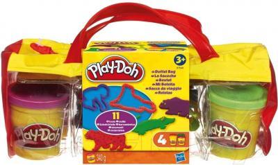 Игровой набор Hasbro Play-Doh Сумочка с животными (37545) - упаковка