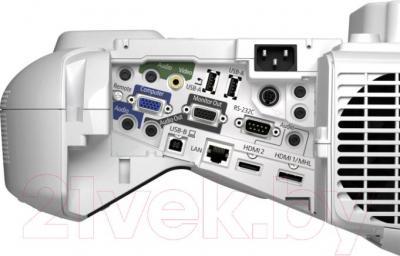 Проектор Epson EB-1420Wi - разъемы