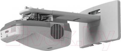 Проектор Epson EB-585W - вид сбоку
