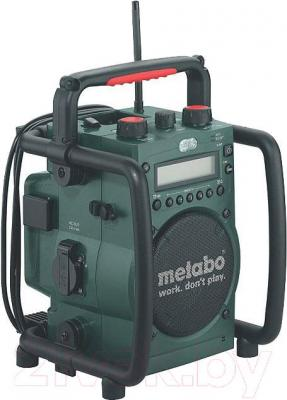 Радиоприемник Metabo 602106000 - общий вид