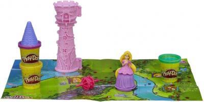 Игровой набор Hasbro Play-Doh Башня Рапунцель (A7395) - общий вид