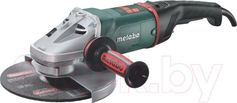 Фотография товара Угловая шлифовальная машина Metabo