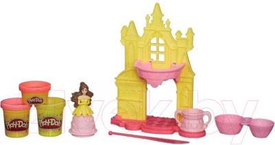 Игровой набор Hasbro Play-Doh Замок Белль (A7397) - общий вид